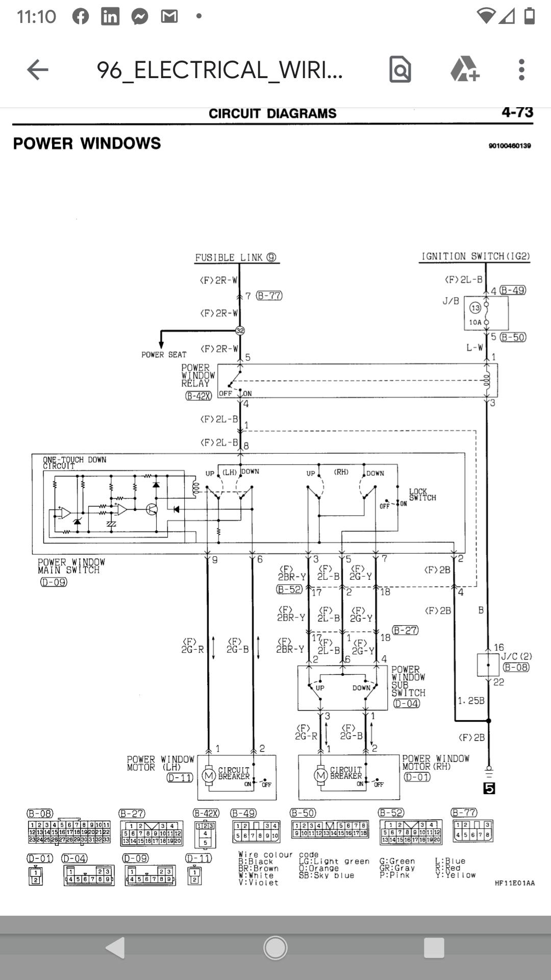 Window Switch Question Mitsubishi Eclipse 3g Club